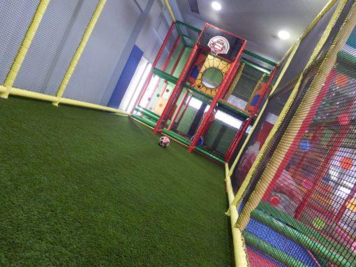 Γήπεδο ποδοσφαίρου & μπάσκετ